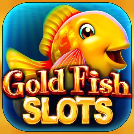Gold Fish Casino Slots Games app logo