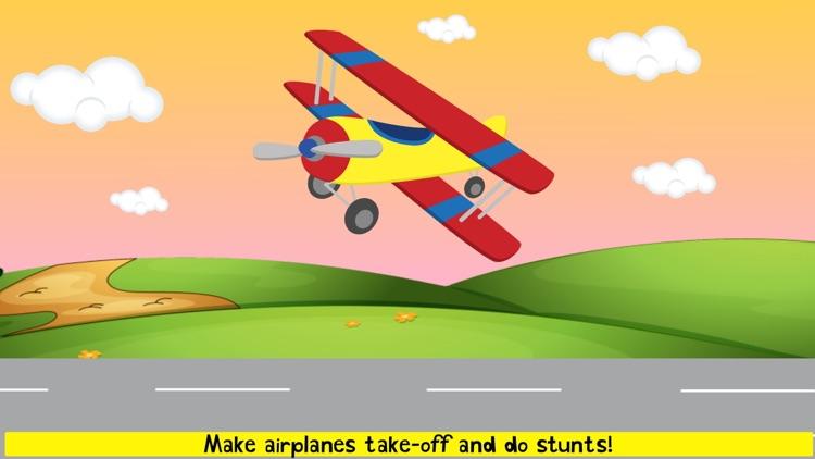 Airplane Games for Kids FULL screenshot-3