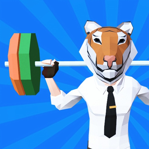 Idle Gym - Fitness Simulation