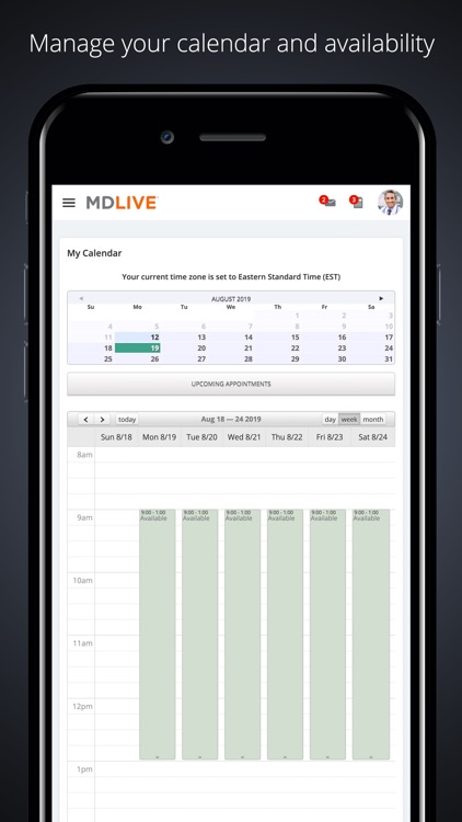 MDLIVE for Providers screenshot-3