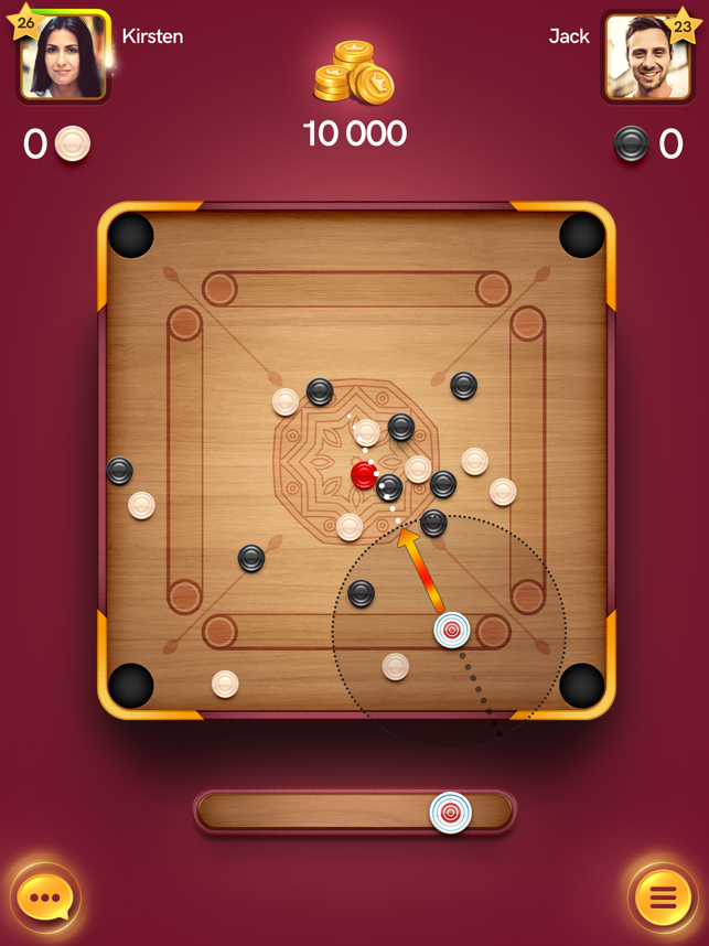 ‎Carrom Pool: Disc Game Screenshot