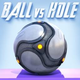 Ball vs Hole