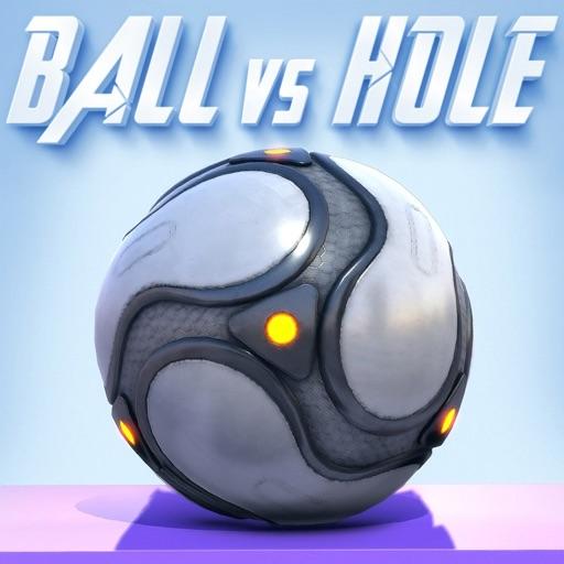 Ball vs Hole icon