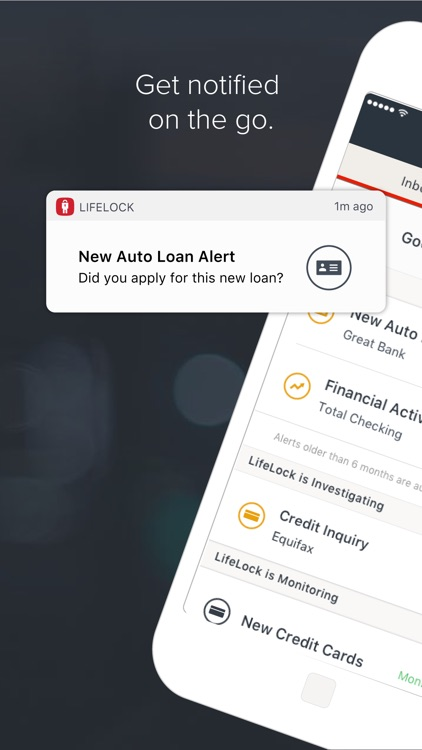 LifeLock ID Theft Protection screenshot-0