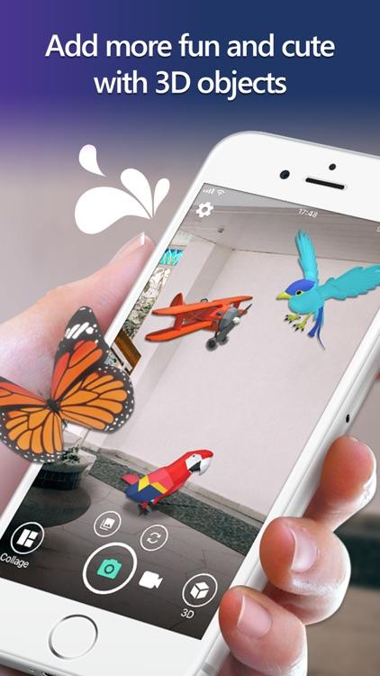 AR Camera: Augmented Reality screenshot-3