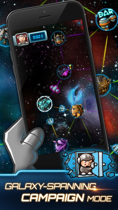 Galaxy Trucker Pocket screenshot1