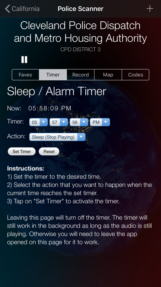 Police Scanner App for iPhone - Free Download Police