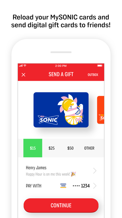 download SONIC Drive-In apps 5
