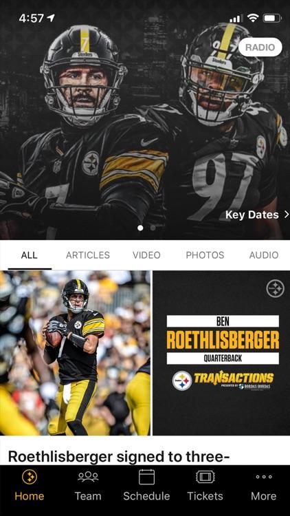 Pittsburgh Steelers screenshot-3
