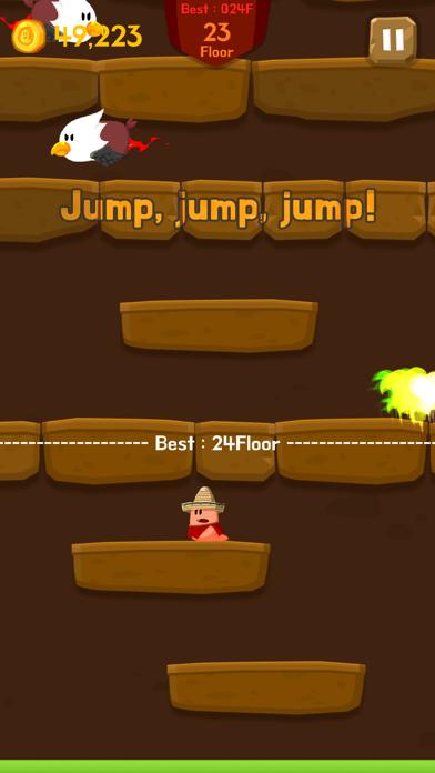 Jump Battle: Dungeons Jumping