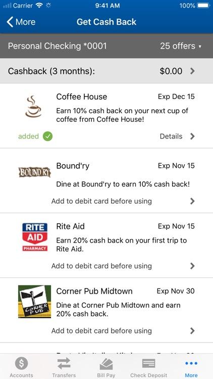 Partners Bank of New England screenshot-6