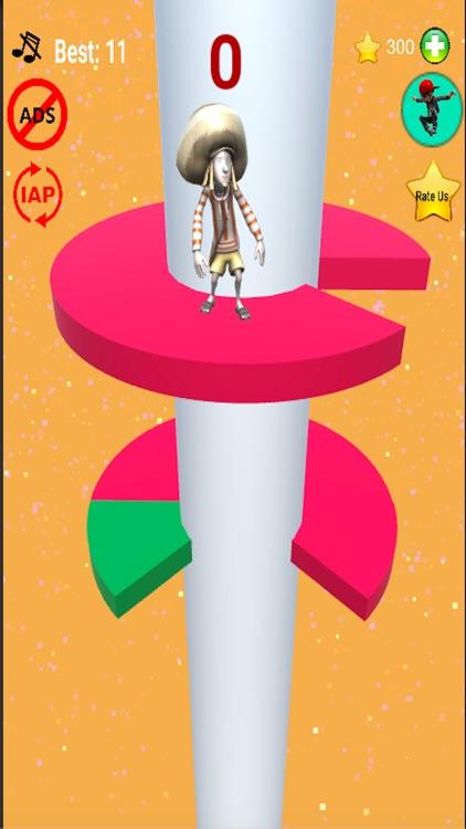 Tower Jump - Endless jumping screenshot-0