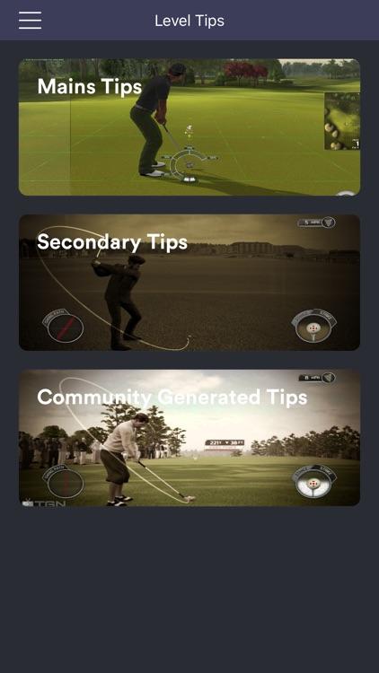 NET for - Tiger Woods PGA Tour screenshot-4