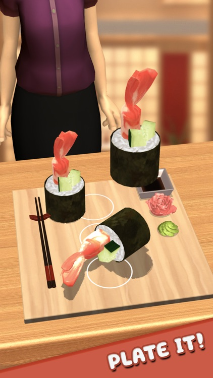 Sushi, Please! screenshot-1