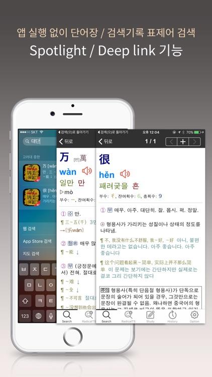 고려대 중한사전 - ChKo DIC screenshot-3