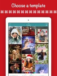 Christmas Cards - Photo Editor ipad images