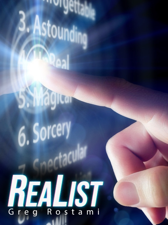 The ReaList Screenshots