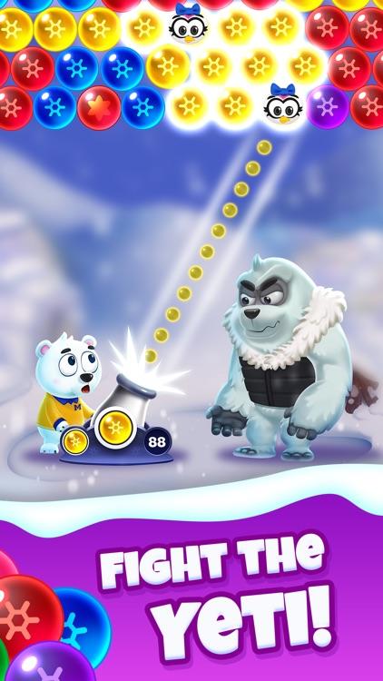 Frozen Pop - Bubble Shooter screenshot-4