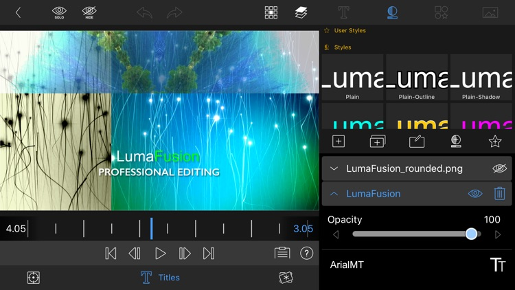 LumaFusion screenshot-9