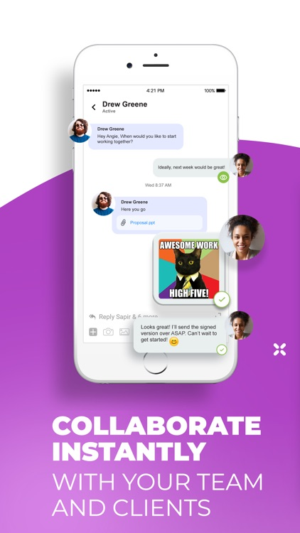 Spike Email - Team Chat & Mail screenshot-4