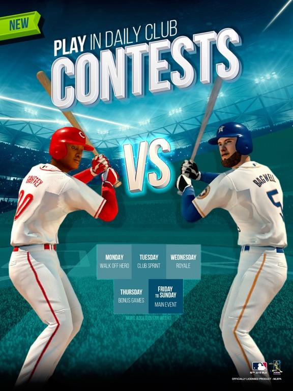 MLB Tap Sports Baseball 2019 screenshot 9