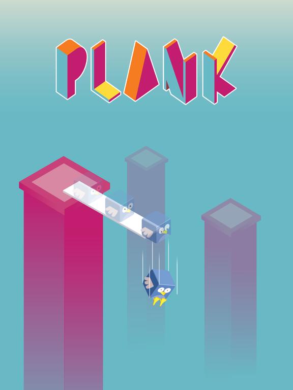 PLANK! на iPad