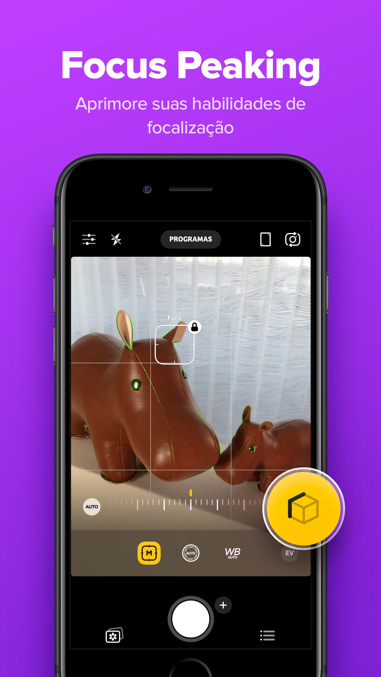 Screenshot do app Camera+ 2