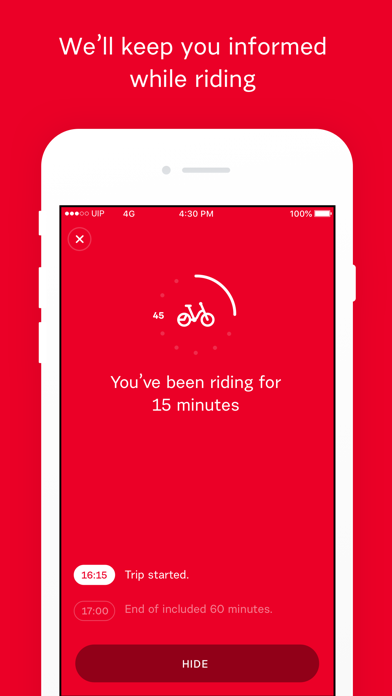 Just Eat Cycles screenshot three