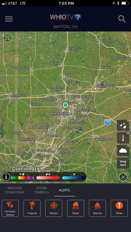 WHIO Weather screenshot-5
