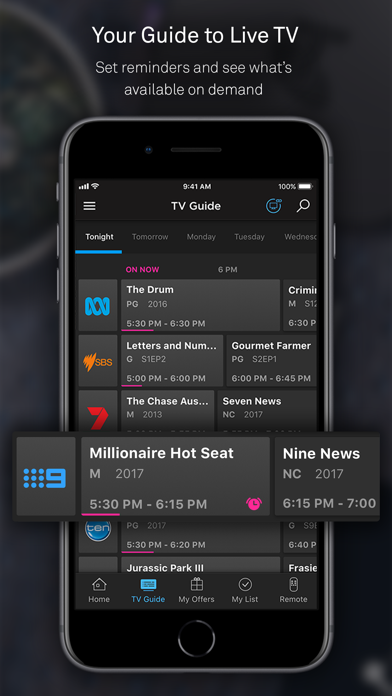 Download Telstra TV for Pc