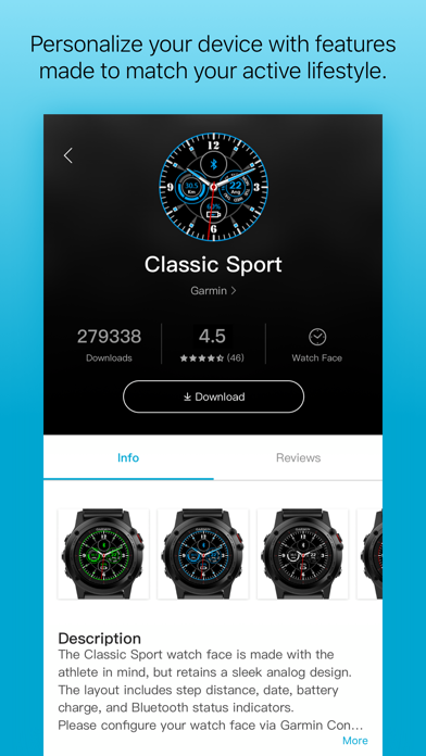 Connect IQ™ Store by Garmin (iOS, United States) - SearchMan App