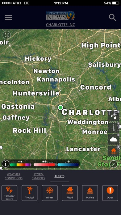 WSOC-TV Channel 9 Weather App | App Price Drops