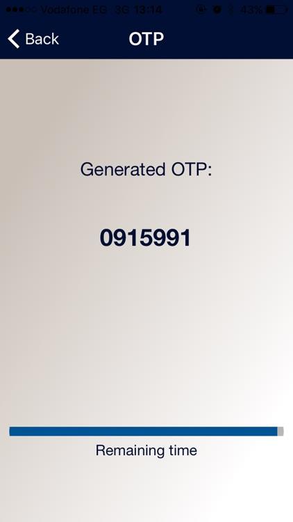QNB ALAHLI m-Token screenshot-4