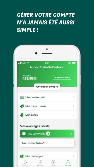 messages.download PMU Hippique - Paris & Turf software