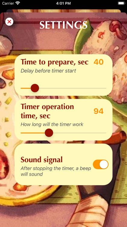 Your cooking timer screenshot-8