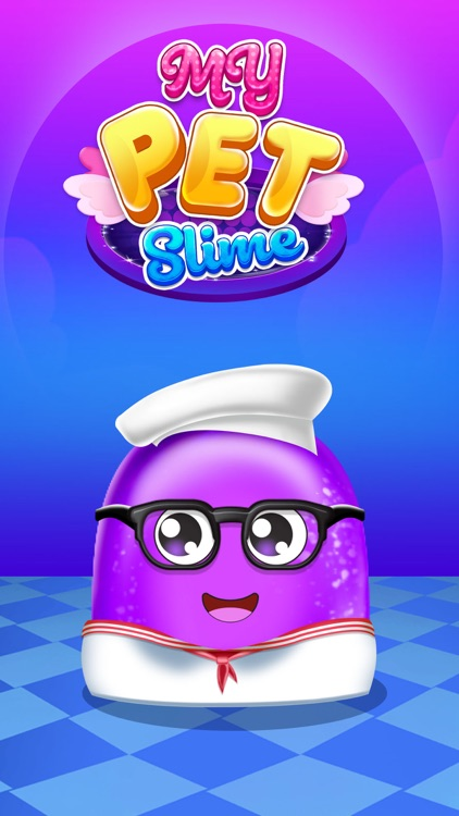 My Slime!  Slime Games Daycare