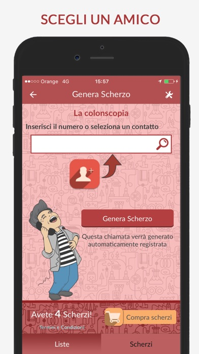 Screenshot of Jokesphone2
