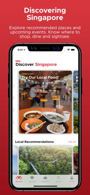 Visit Singapore Travel Guide on the App Store