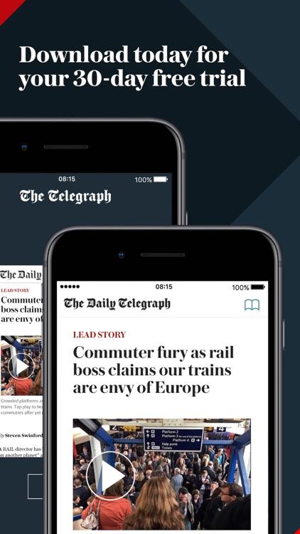 Telegraph Newspaper Edition UK screenshot-6