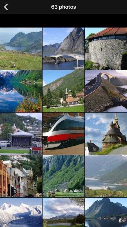 Norway Tourism Guide screenshot-4