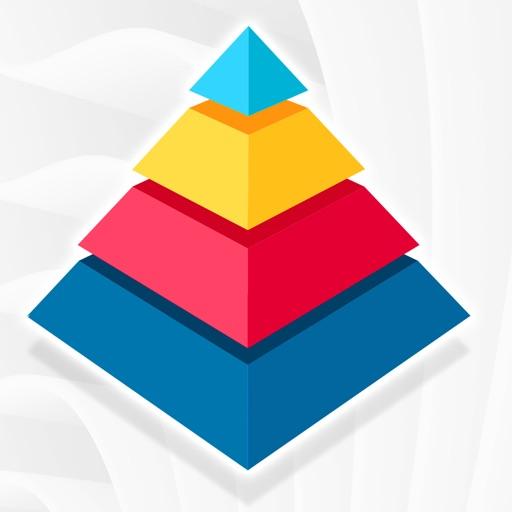 Pyramids 3D!