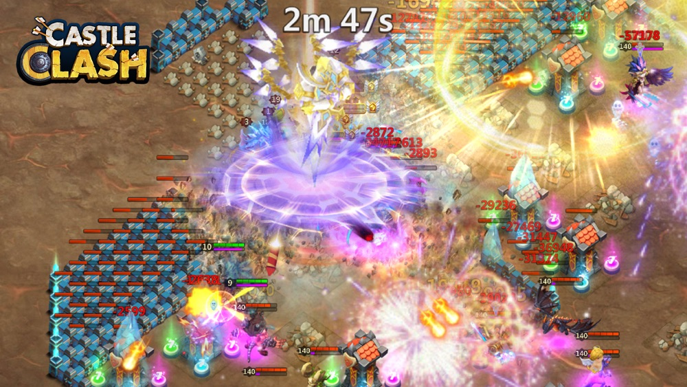 Castle Clash: War Empire App for iPhone - Free Download Castle Clash