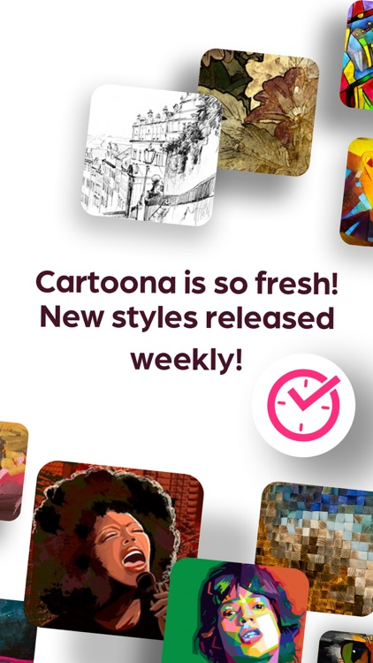 Cartoona Photo Editor screenshot-5