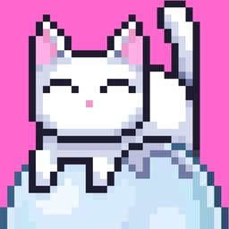 Bubbles the Cat