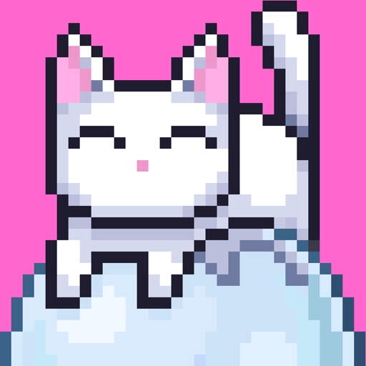 Bubbles the Cat icon