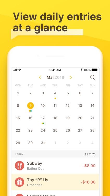 Checkbook - Account Tracker screenshot-3