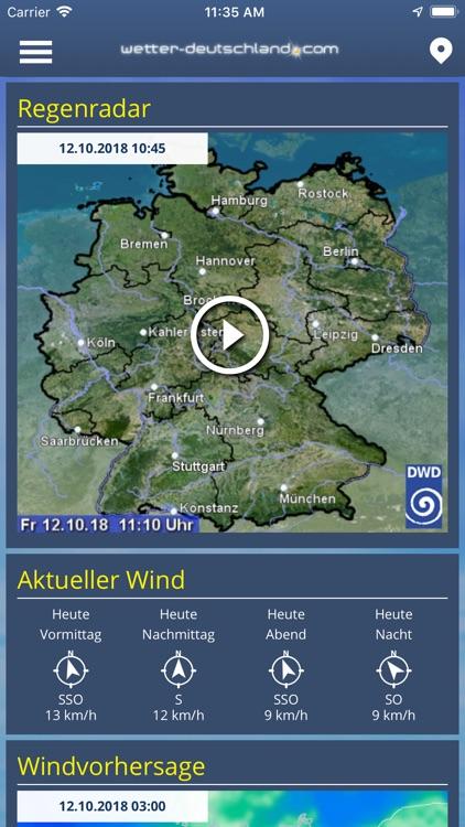 wetter DE PRO screenshot-3