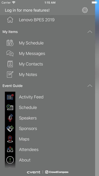 Lenovo Events screenshot-4