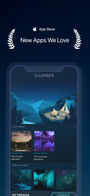 Slumber: Fall Asleep, Insomnia on the App Store