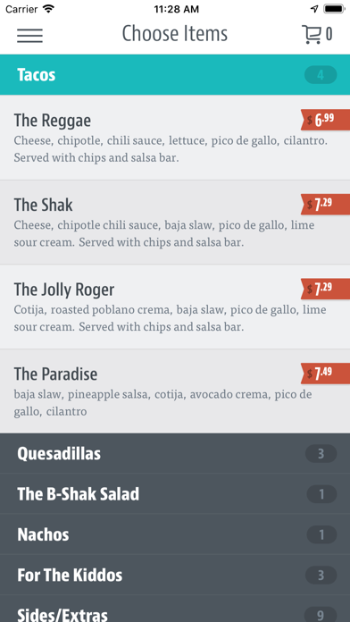 Burrito ShakScreenshot of 3